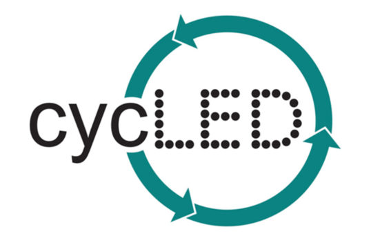 LED-Recycling Projekt cycLED